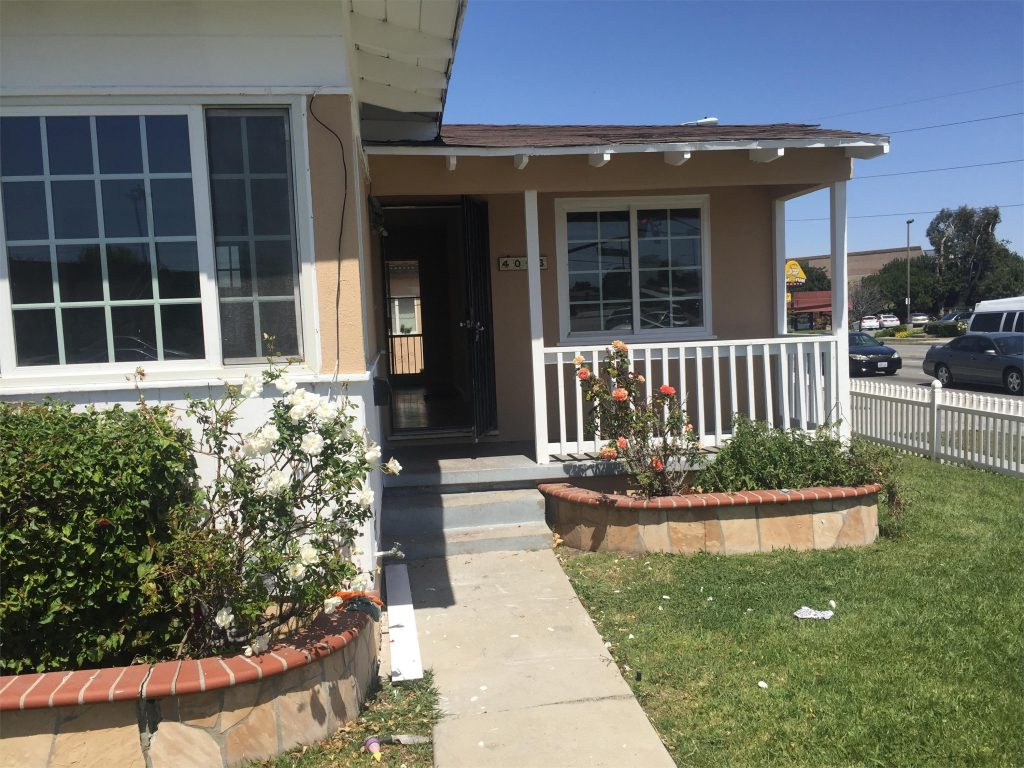 3 bed, 1 bath house for rent Torrance, Ca 90504