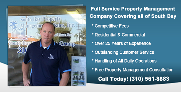 Owner, Tim Kelley of South Bay Property Management & Sales, Inc