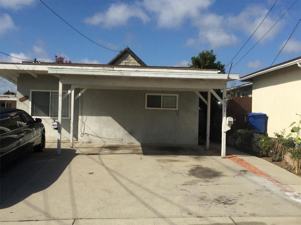2 bedroom house for rent Lawndale Ca 90260