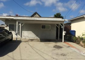 2 bedroom house for rent Lawndale Ca 90260
