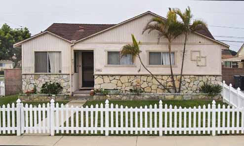 3 Bed 2 Bath House for Rent West Torrance Ca 90503