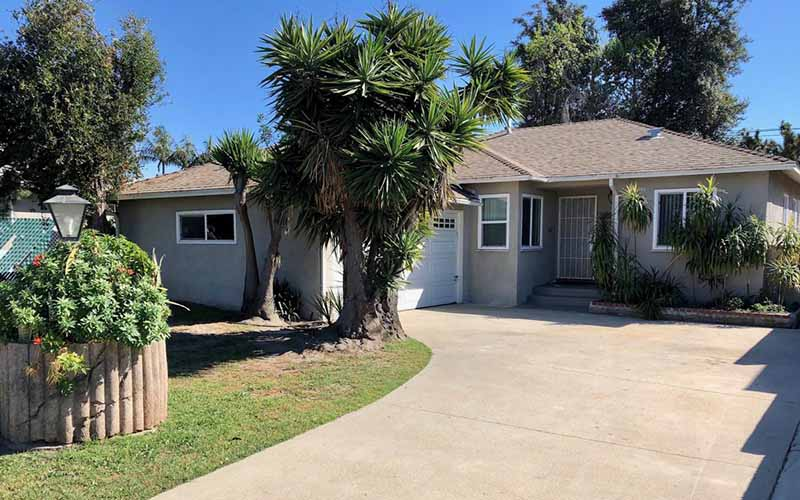 3 Bed 1.5 Bath House for Rent Gardena CA 90247