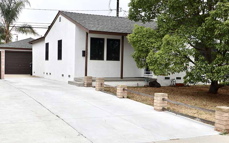2 Bed 1 Bath House For Rent Torrance CA 90502