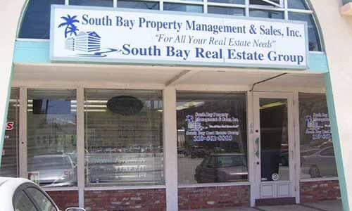 South Bay Property Management Torrance Office