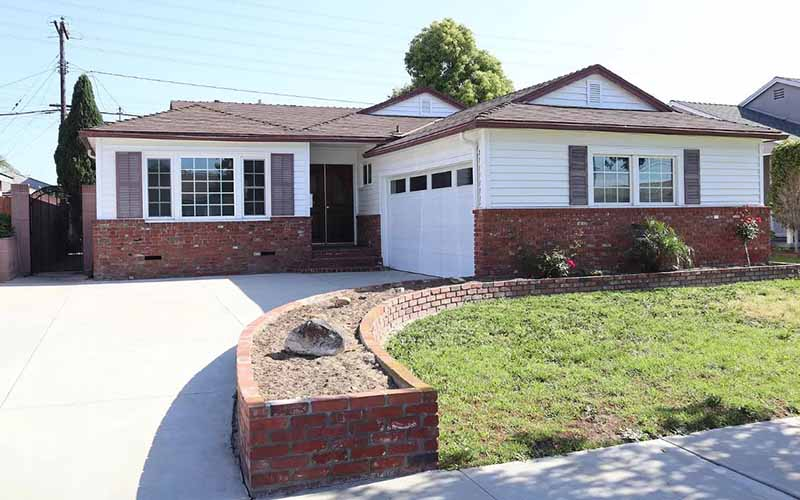 3 Bed 2 Bath House For Rent Torrance CA 90504